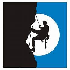 Rock Climbing Clipart