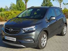 Opel Mokka X 1 4 L 103 Kw Motor Modelljahr 2018