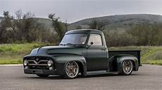classic car studio s 1953 ford f100 restomod review the