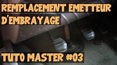 tester embrayage tuto master 03 remplacement emetteur d embrayage