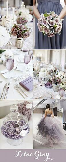 top 7 purple and grey wedding color palettes for 2017 stylish wedd blog