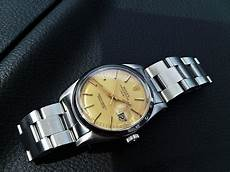 Jam Tangan Second Sold Rolex Oyster Perpetual Date 15000