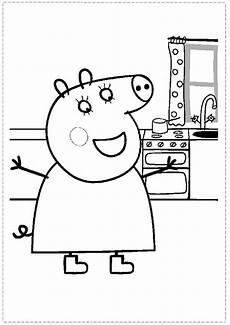 Peppa Pig Ausmalbilder Drucken Ausmalbilder Peppa Pig 14 Ausmalbilder Malvorlagen