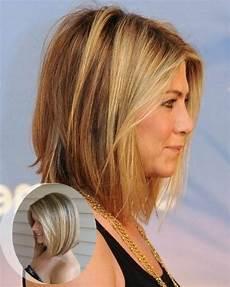 long angled bob hairstyle hairstylo