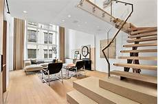apartment living for the modern modern interior design of a duplex apartment in new york