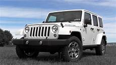 2016 Jeep Wrangler Unlimited Rubicon Review