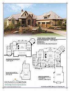 hollowcrest house plan hollowcrest house plan home building plans 132003