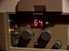 gastherme richtig einstellen junkers zwr18 4ae ta210e mit tr200