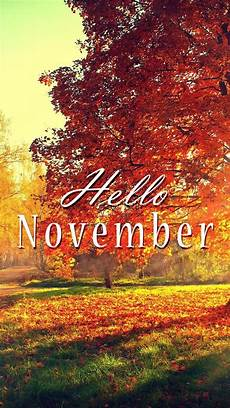november iphone wallpaper wallpaper iphone hello november fall random hello