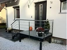 Granit Treppen Außen - treppe hauseingang bilder wohndesign ideen
