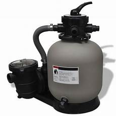 vidaxl sand filter for above ground swimming pools 44