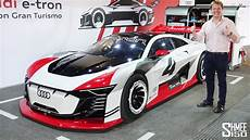 Audi E Vision Gran Turismo Real Car