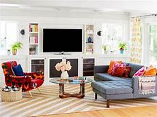 Interior Living Room Home Decor Ideas by Home Decorating Ideas From An Airy California Cottage Hgtv