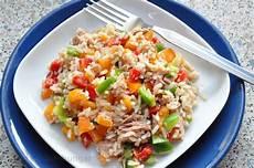Reis Thunfisch Salat - thunfisch reis salat