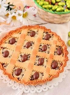 crostata alla nutella benedetta rossi crostata ricotta e cioccolato con ovetti di pasqua fatto in casa da benedetta rossi ricetta
