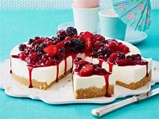 Chees Cake We It Cake Cheesecake And Strawberries