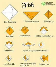 Origami Fish Tavin S Origami