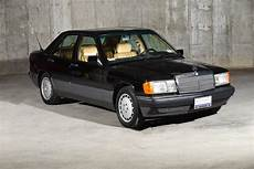 1992 mercedes 190 e 190 e 2 6 stock 83 for sale