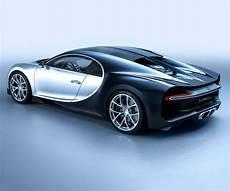 Veyron Successor Is Even More Powerful Bugatti Chiron Model