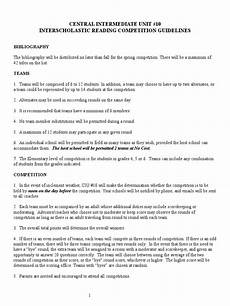reading competition guidelines correct huckleberry finn internet