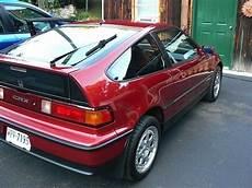 buy used 1991 honda crx hf fully restored excellent