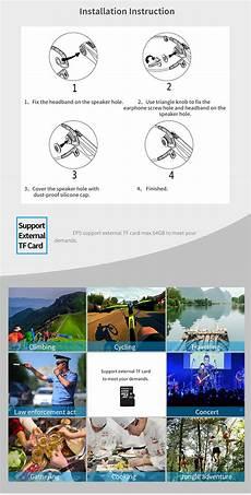 Xanes Headset Driving Bluetooth Headsetwireless by Trail Cameras Xanes Ep5 Headset Driving Bluetooth