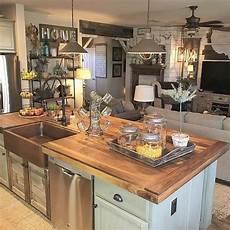 Modern Country Kitchen Island Ideas by Vintage Farmhouse Kitchen Island Inspirations 1 Design