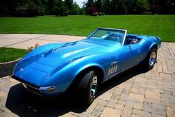 Cars  1969 Chevrolet Corvette Stingray Convertible 427 390HP