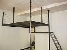 Mezzanine En Metal M 233 Tallerie