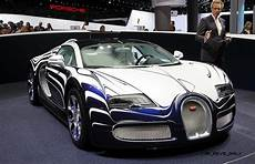 hypercar hall of fame 2011 bugatti veyron l or blanc really is white gold