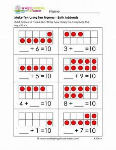 addition worksheets with pictures up to 10 9594 grade level worksheets ten math school kindergarten worksheets