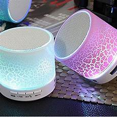 Mini Colorful Light Bluetooth by Goestime New Mini Bluetooth Speaker Portable Wireless