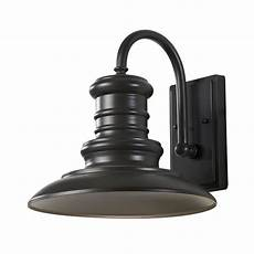 outdoor wall light in restoration bronze finish ol8601rsz destination lighting
