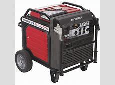 Honda EU7000IS Portable Inverter Generator ? 7000 Surge