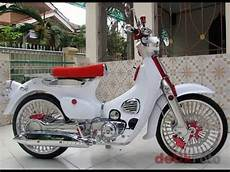 Modifikasi Motor Pitung by Motor Trend Modifikasi Modifikasi Motor Honda C70