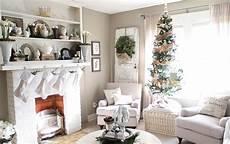 Wohnung Weihnachtlich Dekorieren - 12th and white our living room part 1
