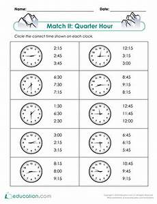 time to the hour worksheets for 2nd grade 3639 2nd grade time worksheets free printables education