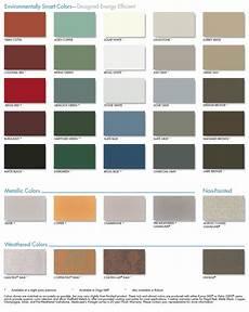 Sheffield Metals Color Chart Sheffield Metals Certified Contractor Ja Mar Roofing