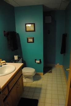 Bathroom Ideas Teal by Teal And Brown Bathroom For The Home