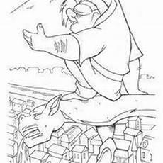 quasimodo malvorlagen kinder zeichnen und ausmalen