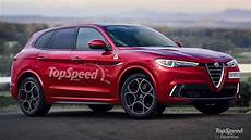 2023 alfa romeo large suv top speed
