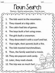 grammar worksheets for grade 5 nouns 25146 1st grade fantabulous noun search freebie grammar 1st grade math worksheets math