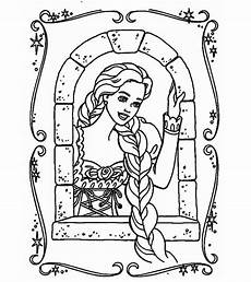 20 beautiful rapunzel coloring pages for your
