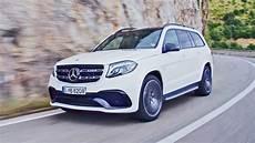 2016 Mercedes Gls 63 Amg Footage