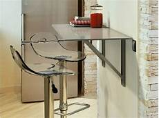 table dépliante murale table murale pour une cuisine plus sympa