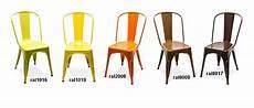 copie chaise tolix chaise a tolix jaune chaise design tolix