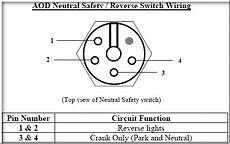 How To Wire In The Nuetral Switch On An Aod