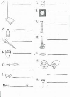 science lab equipment worksheet for kids kids matttroy