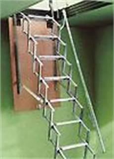 escalier escamotable aluminium avec trappe top 10 des escaliers escamotables sur hellopro fr