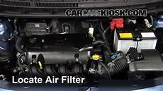 small engine maintenance and repair 2011 toyota yaris electronic toll collection air filter how to 2007 2011 toyota yaris 2011 toyota yaris 1 5l 4 cyl sedan